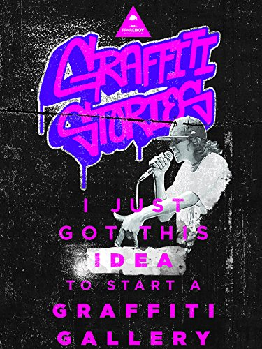 Graffiti Stories Cover