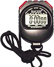Kidsgenie Scientific Instruments Plastic Red Digital Stopwatch