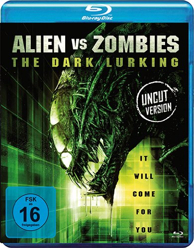 Bild von Aliens vs Zombies - The Dark Lurking (Uncut) [Blu-ray]