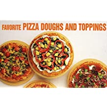 Favorite Pizza Doughs and Toppings (Magnetic Book)