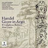 Haendel : Giove in Argo (3CD)