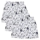 TSX Men's Cotton Boxer Pack of 3