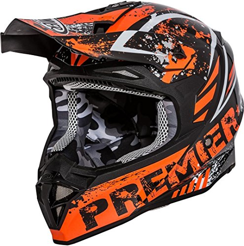 Premier Exige ZX 3 Motocross Helm M (57/58) -