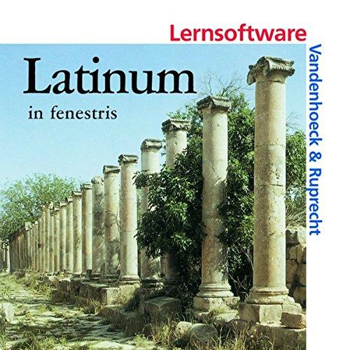 Preisvergleich Produktbild Latinum in fenestris: Lernsoftware auf CD-ROM (Latinum,  Ausgabe B)