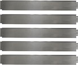Rasenkante 5m 10m 15m 20m 25m 30m 35m 40m 45m 50m 100x14cm oder 100x18cm verzinkt Beeteinfassung Beetumrandung Mähkante Metall Palisade