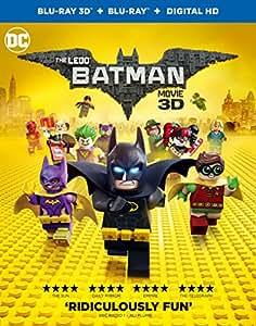The Lego Batman Movie (Blu-Ray 3D + Digital Download) [2017]
