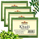 Khadi Neem Soap-125g Set of 4