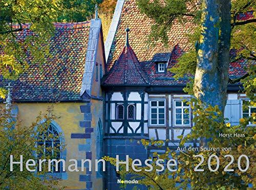 Auf den Spuren von Hermann Hesse - Kalender 2020 - Alpha Edition-Verlag - Wandkalender mit eindrucksvollen Fotos und Zitaten - 56 cm x 42 cm