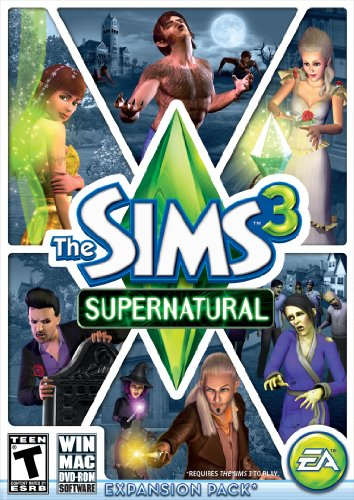 Electronic Arts Sims 3 Supernatural 19781 Limitierte PC Supernatural-pc-spiele