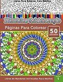 Libros Para Colorear Para Adultos: Mandalas Calaidoscopio Paginas Para Colorear (Libros de Mandalas Intrincados Para Adultos) volumen 1