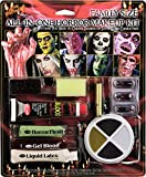 Fun World Fun World Lot de 3 kits de maquillage pour Halloween/Carnaval