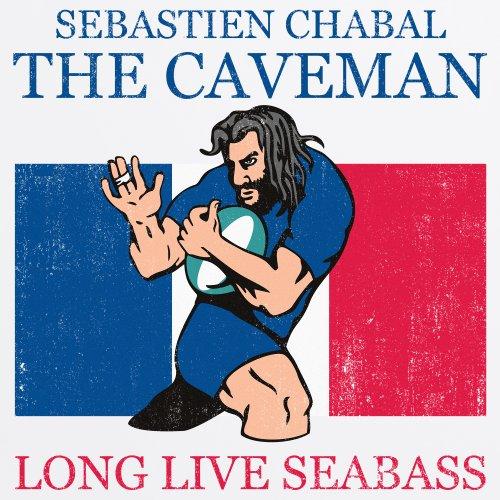 The Caveman T-Shirt, Herren Wei