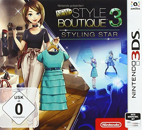 t: New Style Boutique 3 - Styling Star - [Nintendo 3DS] ()
