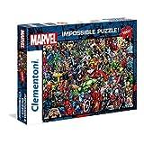 """Clementoni 39411"""" Marvel Universeel imossible puzzel 1000 onderdelen"""