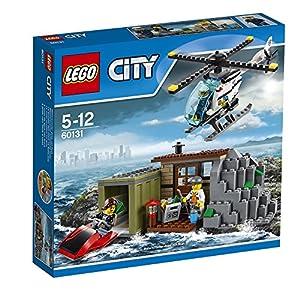 LEGO- Friends City I ladri dell'Isola, Gioco di Costruzioni, 60131 5702015594929 LEGO