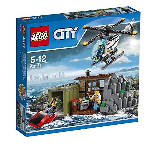 Lego City - 60131-L'Île des Bandits