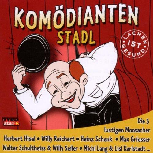 Komödianten-Stadl mit Herbert Hisel, Willy Reichert, Max Grießer, Lisl Karlstadt .. - Folge 1 (Humor - Witze)