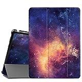 Fintie Huawei Mediapad M3 Lite 10 Hülle - Ultra Dünn Superleicht SlimShell Case Cover Schutzhülle Etui Tasche mit Zwei Einstellbarem Standfunktion für Huawei Mediapad M3 Lite 10 Zoll, Die Galaxie