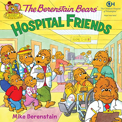 The Berenstain Bears: Hospital Friends (English Edition)