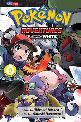 Black and White Volume 9