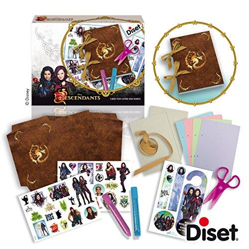 Diset - 46591 - Crée Ton Journal Intime descendants