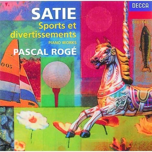 Satie: Sports et Divertissements - Le Yachting