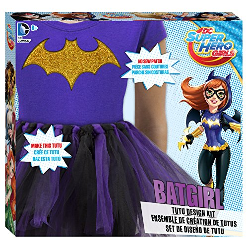 DC Superhero Girls Batgirl Tutu Design Kit
