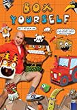 Box Yourself - The Ultimate Cardboard Craft Activity Book! (English Edition)