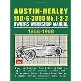 Austin Healey 100 6 3000 56 68 Haynes Repair Manual Haynes Publishing Fremdsprachige Bücher