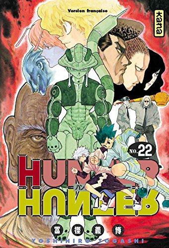 Hunter X Hunter, tome 22 par Yoshihiro Togashi