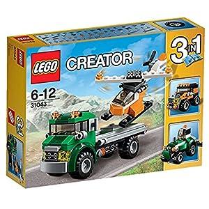 LEGO Creator 31043 - Trasportatore di Elicotteri 5702015591034 LEGO