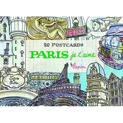Paris, je t'aime - 20 Postcards