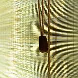 HH- Stores en Bambou Stores en Bambou avec Crochet BL Stores Enroulables Naturels...