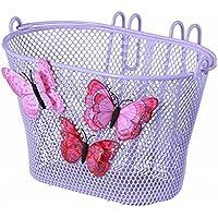 Basil Jasmin Schmetterlingskorb - Kinderfahrradkorb
