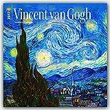 Vincent van Gogh 2017 Wall (Square Wall) (Calendario)