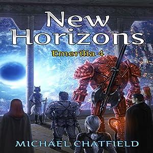 New Horizons: Emerilia, Book 4