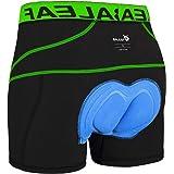 BALEAF Men's Cycling Underwear Padded Cycle Undershorts MTB Bike Shorts