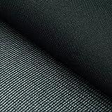 Olympic (dunkelgrau) - Cordura® Stoff - winddicht, wasserdicht, atmungsaktiv - Meterware mit Klimamembrane
