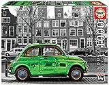 Educa Borras Puzzle Coche En Ámsterdam 1000 Piezas (18000)