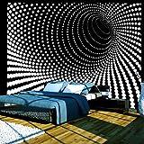 murando - Fototapete 150x116 cm - Vlies Tapete - Moderne Wanddeko - Design Tapete - Wandtapete - Wand Dekoration - Abstrakt 100401-35