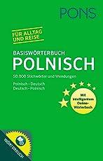 PONS Basiswörterbuch Polnisch: 50.000 Stichwörter und Wendungen. Polnisch-Deutsch / Deutsch-Polnisch