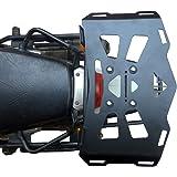 NexusGears Royal Enfield Himalayan Rear Rack Plate
