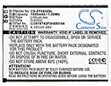 CS-ZTV830SL Batteria 1850mAh compatibile con [ZTE] Blade G Lux, Kis 3 Max, V830, V830w sostituisce Li3818T43P3h695144