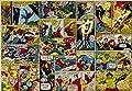"Fototapete ""Comic Heroes"" - 254 x 368 cm"