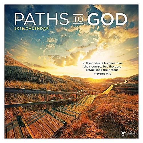 Paths to God 2019 Calendar