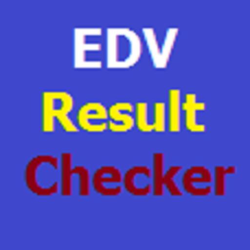 EDV Result Checker -