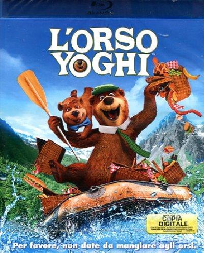 l'orso yoghi (blu-ray) - vn