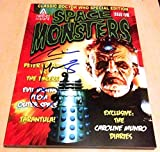 Space Monsters Magazine Issue 5 Ltd Edition Autographed by Caroline Munro