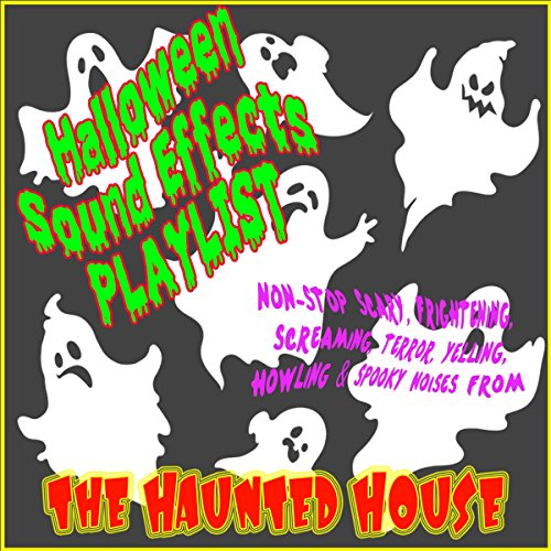 cts Playlist (Non-Stop Scary, Frightening, Screaming, Terror, Yelling, Howling & Spooky Noises from the Haunted House) ()