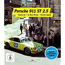 Porsche 911 ST 2.5: Camera Car - Le Mans Winner - Porsche Legend